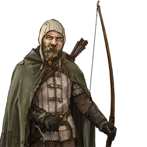 Ranger (character class) - A ranger character from indie strategy game Battle for Wesnoth