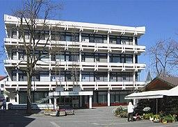 Rathaus Gruenwald 1