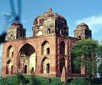 History of Sirhind - Mausoleun of Ahmad Sirhindi