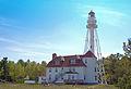 Rawley Point Lighthouse, June 1, 2013.jpg