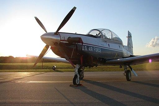 Raytheon T-6 Texan II (317851183)
