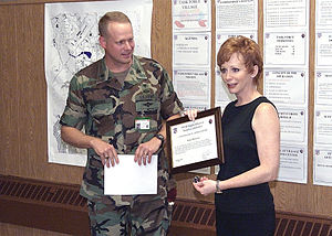Reba McEntire - McEntire in June 1999
