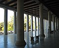 Reconstruction of Stoa of Attalos (3358235424).jpg