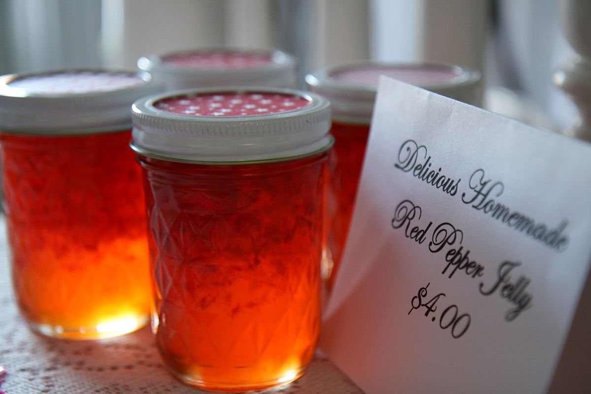 Pepper jelly - Wikipedia