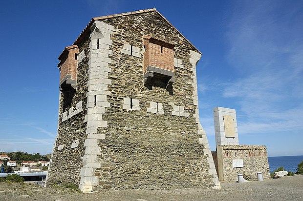 Monument historique à Port-Vendres