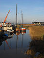 Reflections - Barton Haven - geograph.org.uk - 1615646.jpg