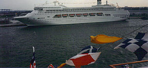 Pacific Dawn (ship) - Regal Princess at Ft. Lauderdale, Florida