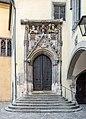 Regensburg Rathaus Door 3250049.jpg
