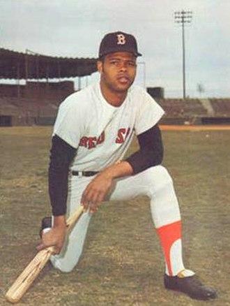Reggie Smith - Smith in 1969