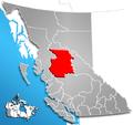 Regional District of Bulkley-Nechako, British Columbia Location.png