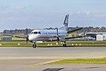 Regional Express (VH-ZPC) Saab 340, in former PenAir livery, at Wagga Wagga Airport (1).jpg