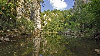 Reka (river) - Image: Reka Reka 01