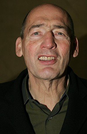 English: Dutch architect Rem Koolhaas. Portugu...