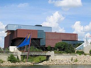 Remai Modern Art museum in Saskatchewan, Canada