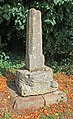 Remains Of Churchyard Cross, Church Of St Peter, Williton.jpg