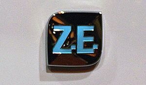 Renault–Nissan–Mitsubishi Alliance - Renault's Zero-Emissions (Z.E.) badge