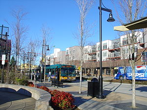Renton, Washington - Renton Transit Center