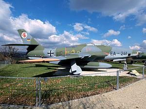 Republic RF-84 F Thunderflash pic4.JPG