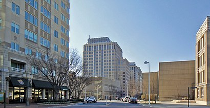 How to get to Reston, Virginia with public transit - About the place