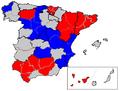 Resultados de las elecciones generales de 2008 por provincias (2).PNG