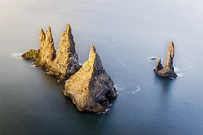 How to get to Reynisdrangar with public transit - About the place