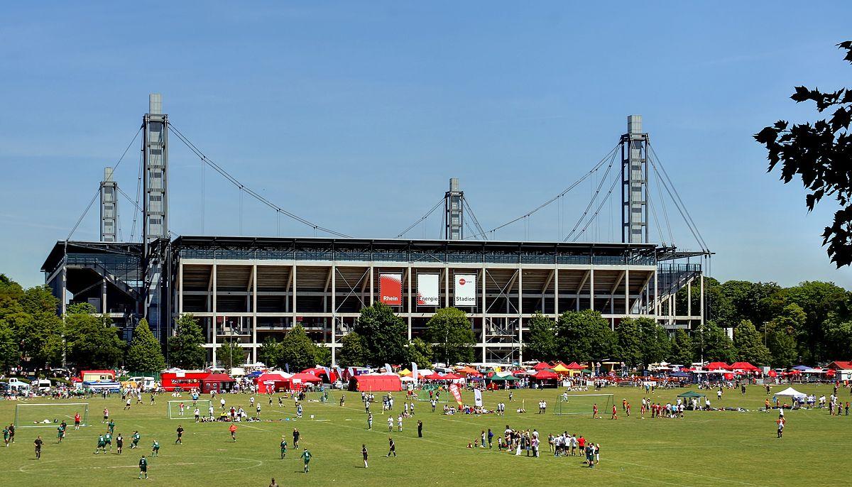 Rhein Energie Stadion Nordtribüne