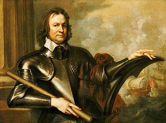 Robert Walker (painter) - Richard Deane, 1610–1653, General at Sea by Robert Walker, painted c. 1653.
