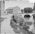 Richmond, Virginia. View of the canal LOC cwpb.02684.tif