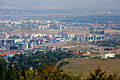 Ride with Simeonovo Cablecar to Aleko, view to Sofia 2012 PD 022.jpg
