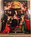 Ridolfo del ghirlandaio e michele tosini, sposalizio mistico di s. caterina e santi, 1525-30 ca. 01.JPG