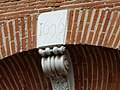 Rieux-Volvestre maison Laguens portail date.jpg