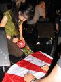 Rika mm' sings a CD for a fan.png