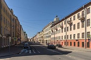 Rimskogo-Korsakova Avenue