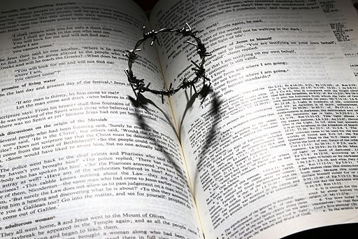 Ring of love • Crown of Thorns • Bible