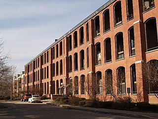 Old Colony Iron Works-Nemasket Mills Complex United States historic place