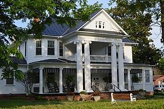 Roberts H. Jernigan House United States historic place