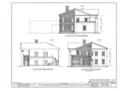 Robinson-Dillworth House, 2709 Meridian Pike, Huntsville, Madison County, AL HABS ALA,45-HUVI.V,3- (sheet 4 of 8).png