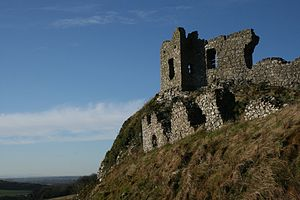 County Laois - Rock of Dunamase