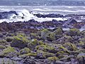 Rocks on a stormy day - geograph.org.uk - 1420091.jpg