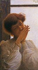 Estudo de Mulher em 1904
