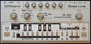 Roland TB-303 Synthesizer