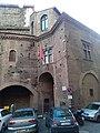Roma - piazza del Grillo - San Giovanni Battista dei Cavalieri di Rodi.jpg