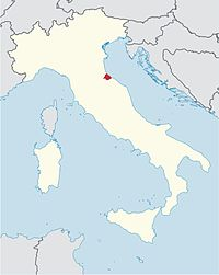 Roman Catholic Diocese of Pesaro in Italy.jpg
