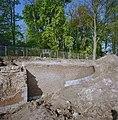 Rondeel, te voorschijn gekomen tijdens dijkverbeteringswerkzaamheden - Ravenstein - 20338708 - RCE.jpg