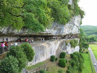 Roque Saint-Christophe - Image: Roque Saint Christophe 2