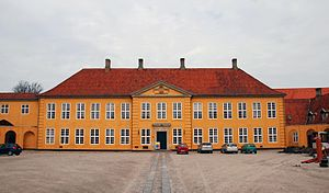 Roskilde Palace, Denmark