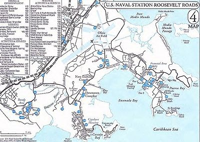 Puerto Ricans In World War II Wikiwand - Naval base map us
