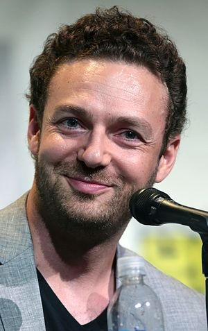 Ross Marquand - Marquand at the 2016 San Diego Comic-Con International