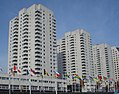Rotterdam toren boompjes drie woontorens.jpg