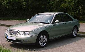 Rover 75 - Rover 75, 1.8 Club SE, (1999–2003)